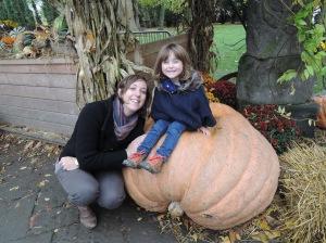 Notre dernière visite 2015, pour Halloween !